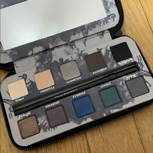 Urban Decay Smoked Palette Discontinued